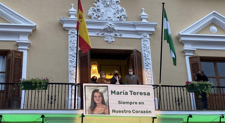 homanej dia de las personas desaparecidas maría teresa Fernández