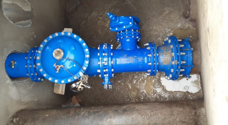 Aguas y Servicios y Mancomunidad mejoran la red de abastecimiento de Almuñécar y La Herradura de cara al verano