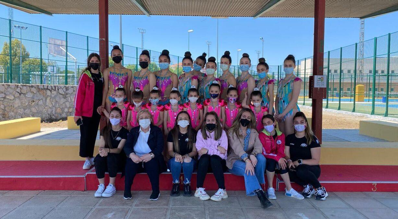 club gimnasia rítmica costa tropical