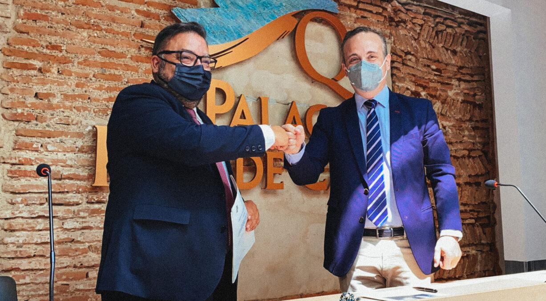 convenio Banco Sabadell y Agrupación de Cofradías de Motril